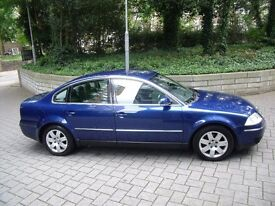 VW PASSAT 1.9 TDI SPORT 130 BHP FACE LIFT MODEL 6 SPEED MANUAL 149K FULL SERVICE HISTORY UP TO DATE
