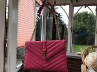 8 handbags + 4 belts (including Michael Kors) + 1 Warmies soft toy (NEW), 13 items: £50