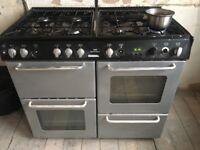 100cm wide cooker