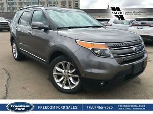 2011 Ford Explorer | Leather, Sunroof, Navigation, Heated Seats