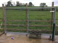 Security safety fencing