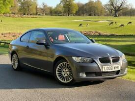image for 2008 BMW 3 SERIES 320D COUPE + HEATED RED LEATHER, FULL SERVICE HISTORY + NATIONWIDE DELIVERY