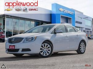 2016 Buick Verano EXPERIENCE THE RIDE AND HANDLING OF THE BUI...
