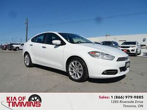 2015 Dodge Dart Limited NAVIGATION LEATHER