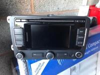 Vw Rns-315 sat nav/Bluetooth/dab radio