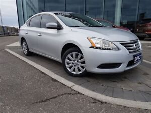 2013 Nissan Sentra 1.8 - BLUETOOTH, LOW KMS,CRUISE CONTROL, SPAC