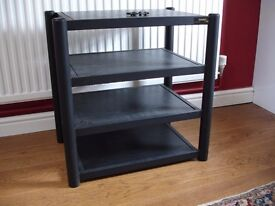 SOLD as of 13th Jan. Target Audio turntable-quality Hi-Fi stand. S Gloucs.