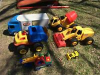 Little Tikes Toy Trucks