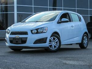 2015 Chevrolet Sonic LT Cruise Control Heated Seats
