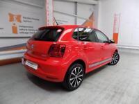 Volkswagen Polo BEATS (red) 2017-09-30