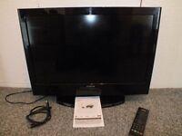 """Hitachi 26"""" colour TV/PC monitor for sale"""