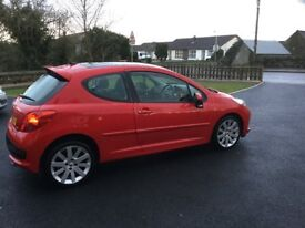 PEUGEOT 207 GT 1.6 HDI. EXCELLENT CONDITION. JUST HAD BRAND NEW TURBO FITTED.