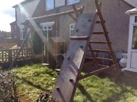 Children's Climbing Frame - Taken (will cancel ad when collected)