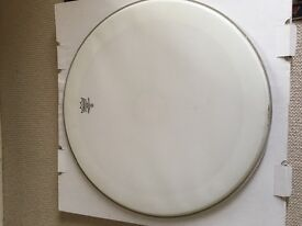 "Remo 24"" coated powerstroke 4 drum head"