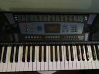 Great beginner's Electric piano keyboard