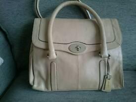 Jasper Conran handbag 100% leather