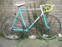 1980's Raleigh Road/Race Bike Size 23 in Excellent Condition