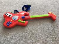 Child's play guitar