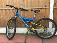 ADULT BOYS MOUNTAIN BIKE PROBIKE AVALANCHE VERY GOOD CONDITION READY TO RIDE AWAY AS JUST SERVICED