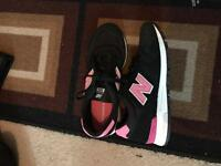 Females new balance size 5