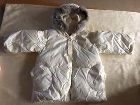 Girls baby Dior jacket Age 24 Months
