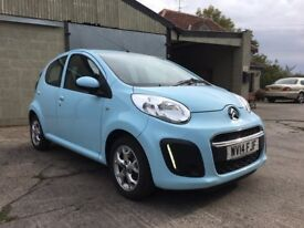 2014 Citroen C1 Edition, 5 dr, Just 13k from new, one owner plus pre reg