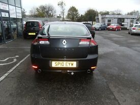 DIESEL !! 2010 10 RENAULT LAGUNA 2.0 DYNAMIQUE DCI FAP ECO2 5D 150 BHP *** GUARANTEED FINANCE ***