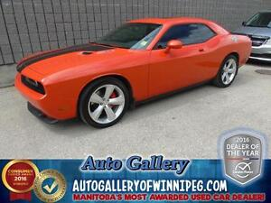 2010 Dodge Challenger SRT8*Leather/Sunroof