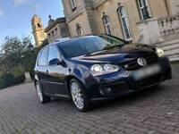 VW GOLF GT SPORT 140 SUNROOF XENONS