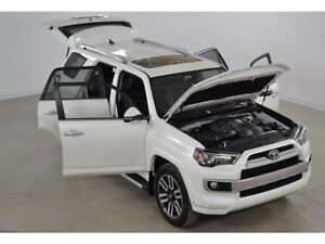 2015 Toyota 4Runner Limited GPS*Cuir*Toit Ouvrant*Camera Recul*