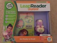 Leap frog leapreader junior violet