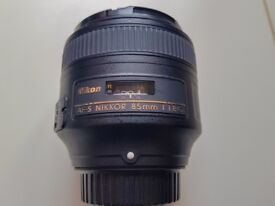 Nikon Nikkor 85mm f/ 1.8 g DSLR Lens