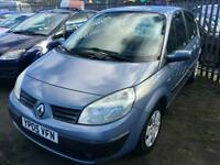 2005 05 renault scenic 1.6 drives like new