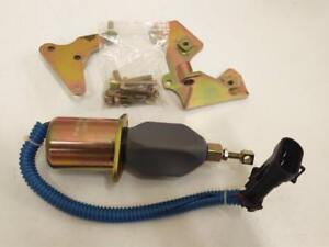 New Fuel Shut Off Solenoid Kit For Dodge 94-98 RAM Pickup Truck 5.9L Cummins Diesel P/N: 3931570