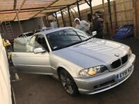 BMW 318i Coupe 2001