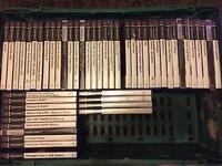 PlayStation 2 games, job lot of 50 boxed games
