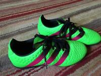 Adidas football Astro trainers shoes 5.5