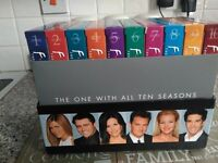 friends the one with all ten seasons in great condition