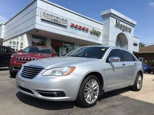 2011 Chrysler 200 TOURING,ALLOYS,TOUCHSCREEN