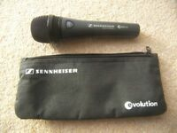 Sennheiser E 835 FX Microphone , Mic Control for TC-Helicon VoiceLive Play , VoiceLive 2 and other