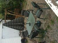 Patio set GREAT DEAL!