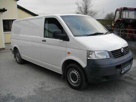 2006 Volkswagen Transporter LWB (PX Considered)