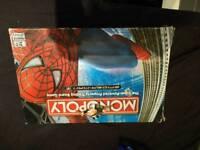Spider man monopoly