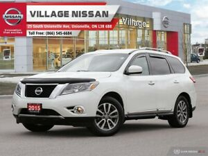 2015 Nissan Pathfinder SL NO ACCIDENTS! ONE OWNER!
