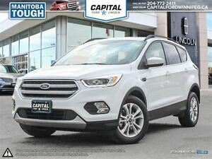 2017 Ford Escape SE 4WD **Rear Cam-Bluetooth-Heated Seats**