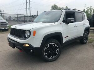 2015 Jeep Renegade Trailhawk MOONROOF 4X4 BACKUP CAM