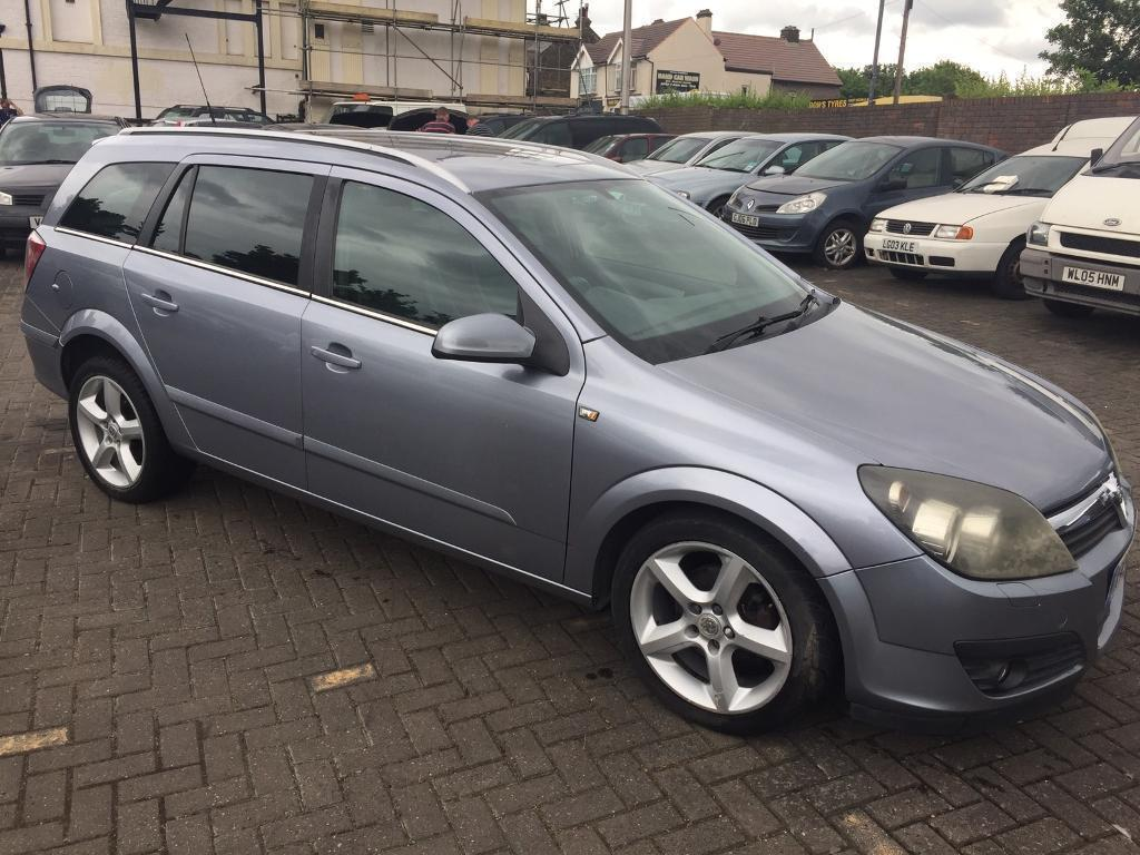 Vauxhall Astra 1.7 diesel estate