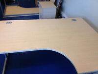 office corner desk right desk available