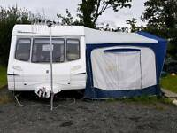 Abbey Acclaim SL Caravan