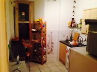DOUBLE ROOM FOR A LADY IN PROFESSIONAL FLAT,